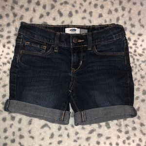 Girls Old Navy Jeans Shorts
